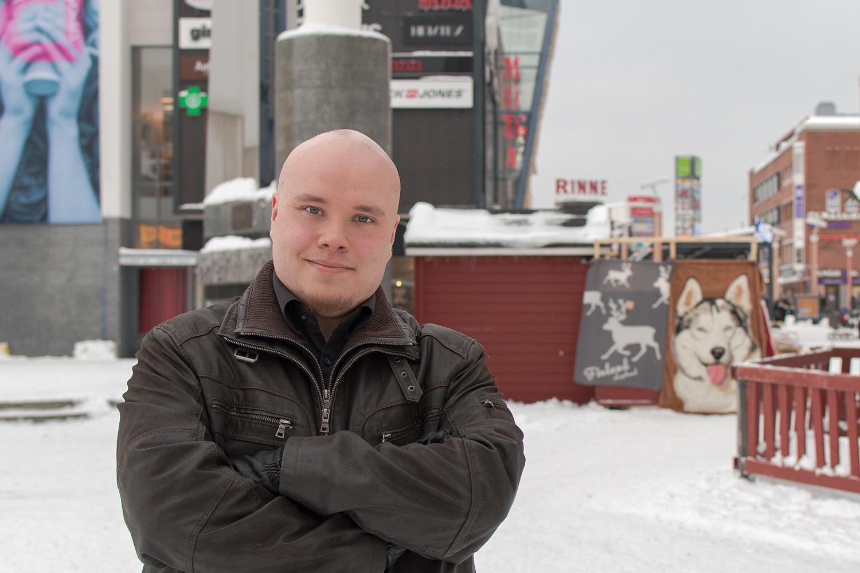 Suomen Sisu järjestää mielenosoituksen Rovaniemellä